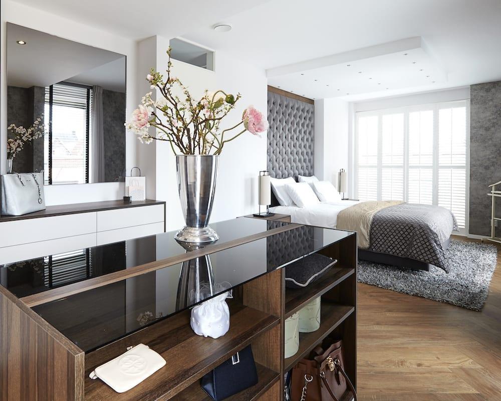 hotel slaapkamer suite