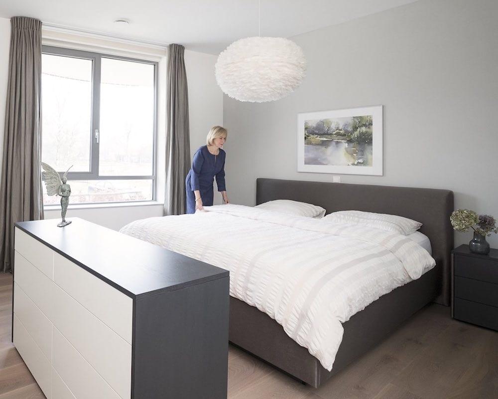slaapkamer nieuw appartemet