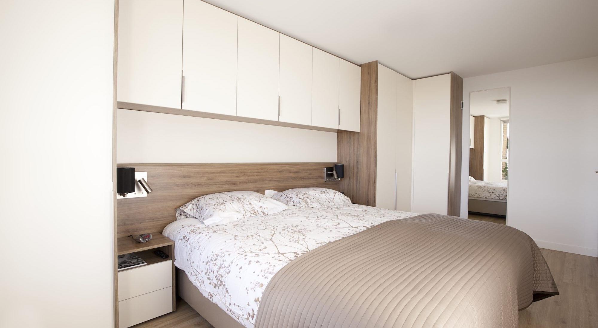Bedombouw Met Kastruimte De Suite Slaapkamers