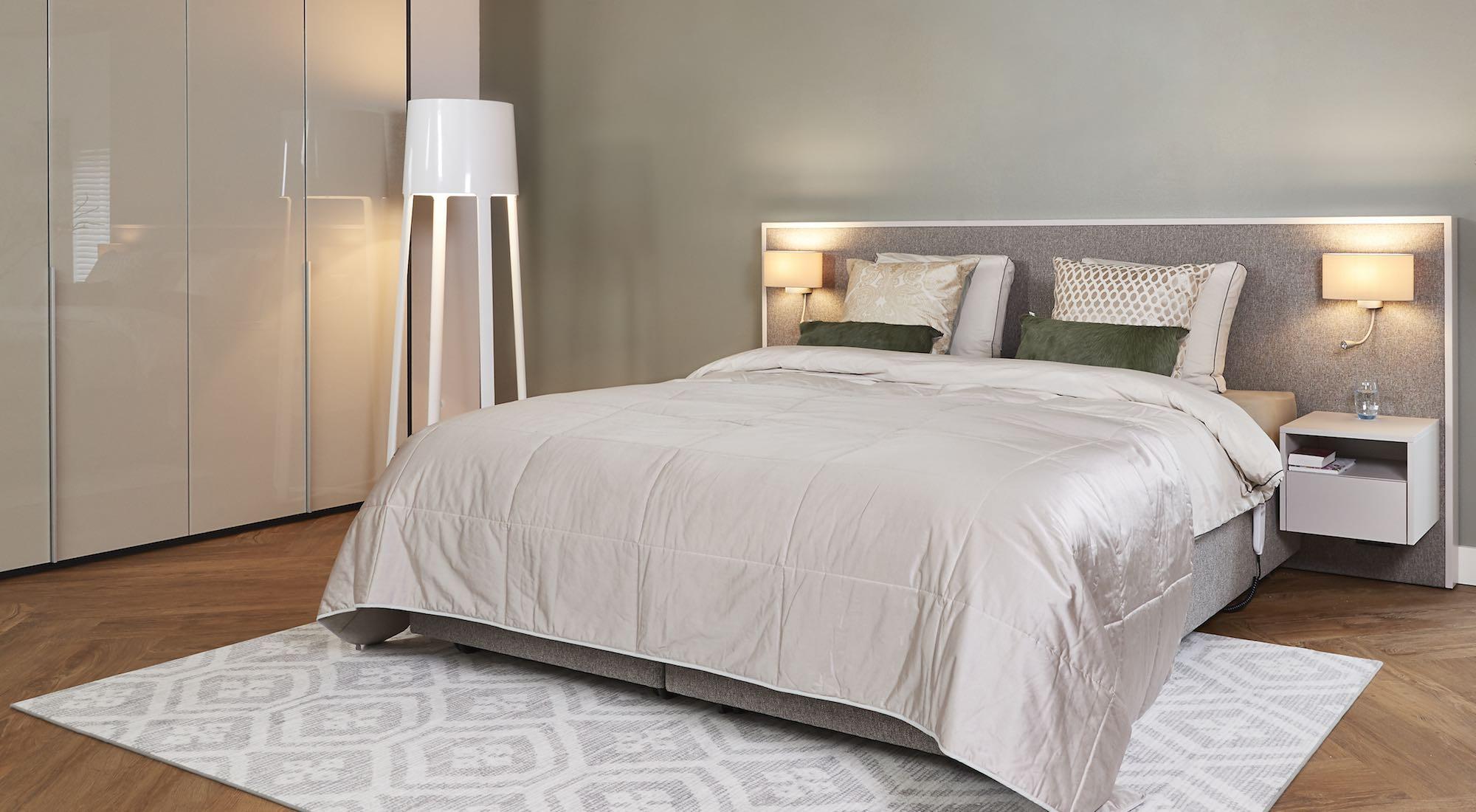 hoog laag bed model traliccio