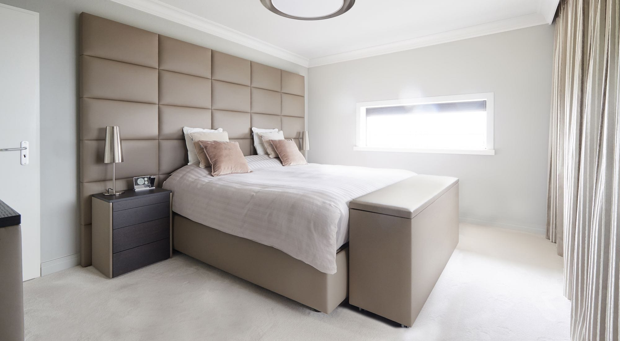 Verrassend Kingsize bed op maat - De Suite Bedden en boxsprings GE-48