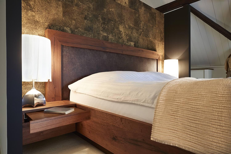 lade van houten bed