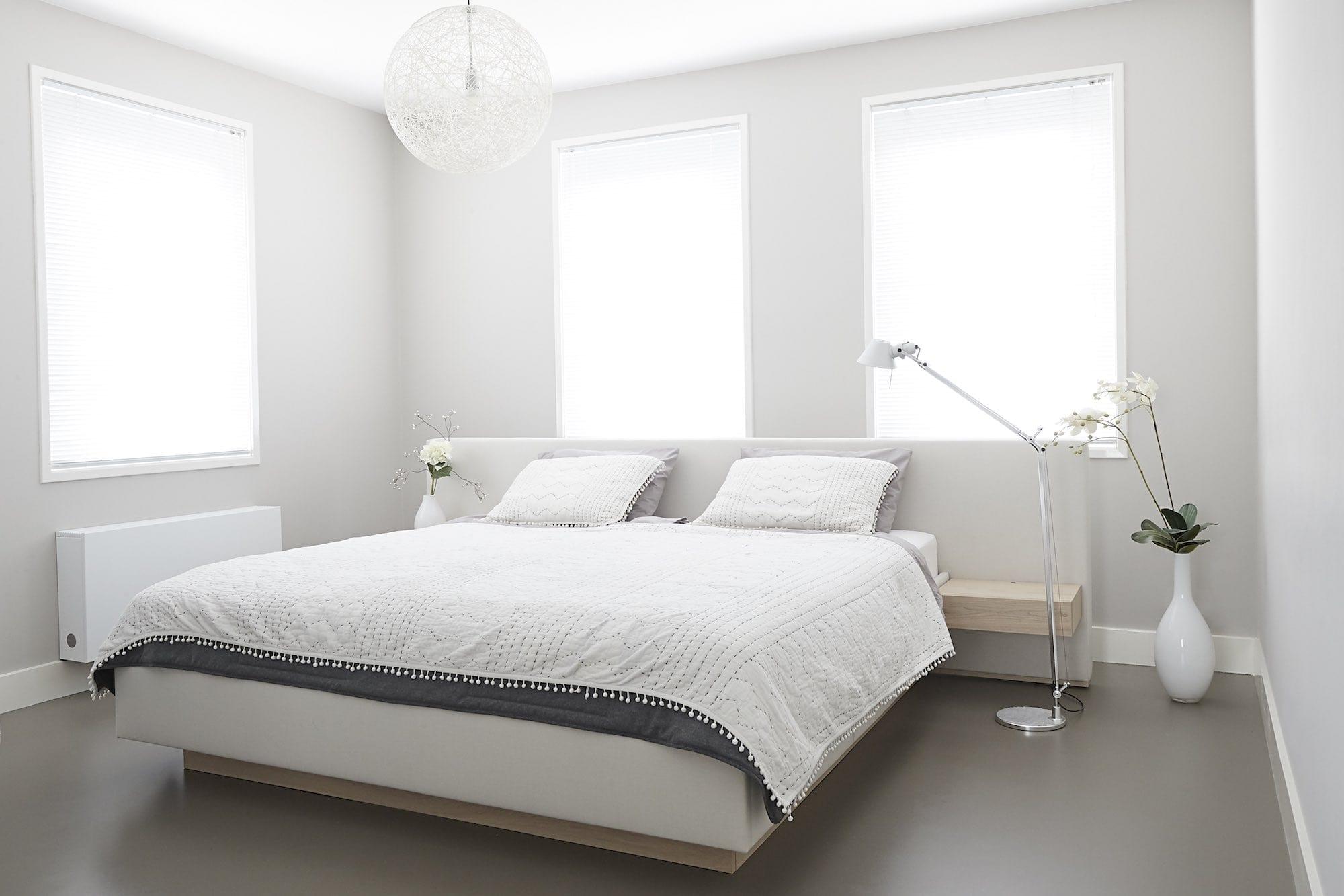Design bed scandinavisch