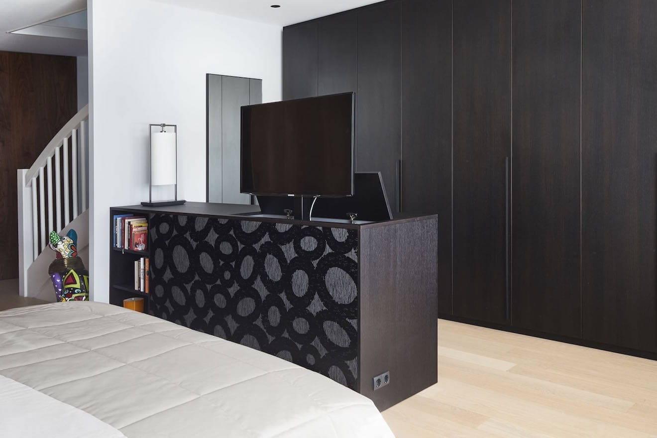 Grote Moderne Slaapkamer De Suite