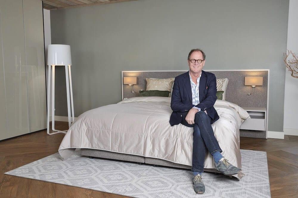 Hoog laag bed specialist op een hoog laag bed van de Suite