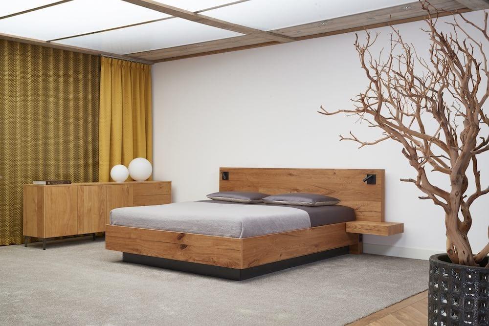 houten bedden