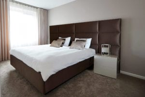 Luxe design bed Scatole