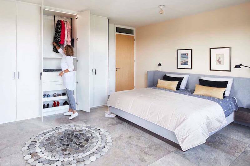 Bezoek onze showroom met luxe slaapkamers en kasten op maat