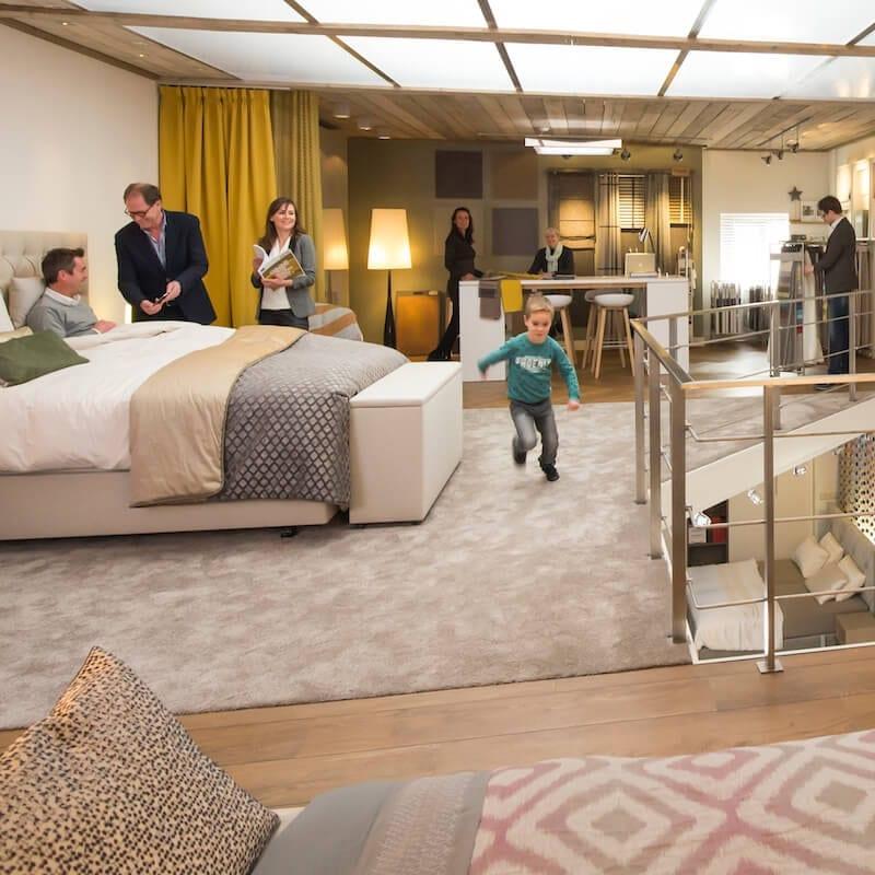 De Suite maakt bedden en slaapkamers