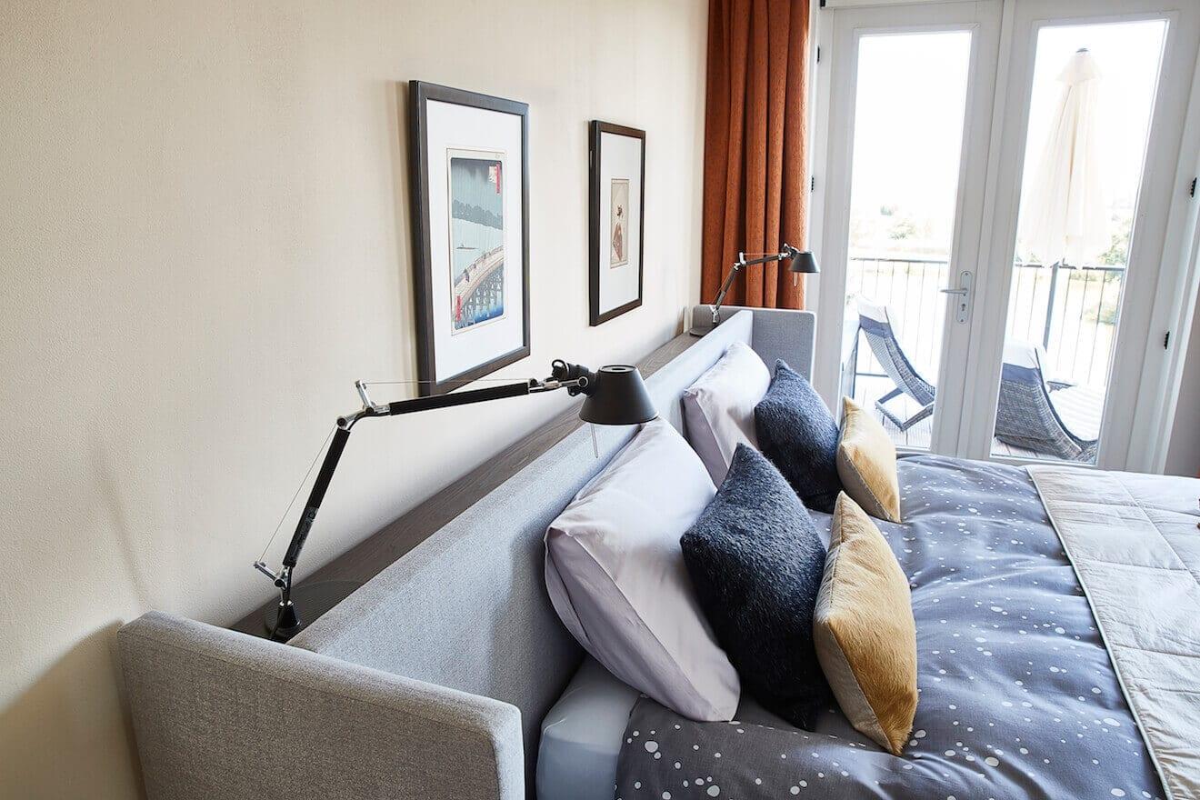 Hoofdpaneel bed Embrace