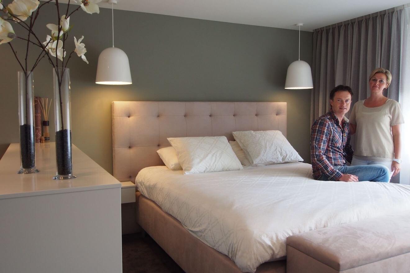 Smalle slaapkamer inrichten