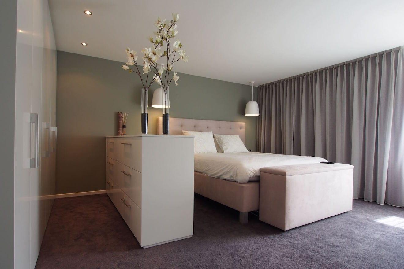 Smalle slaapkamer