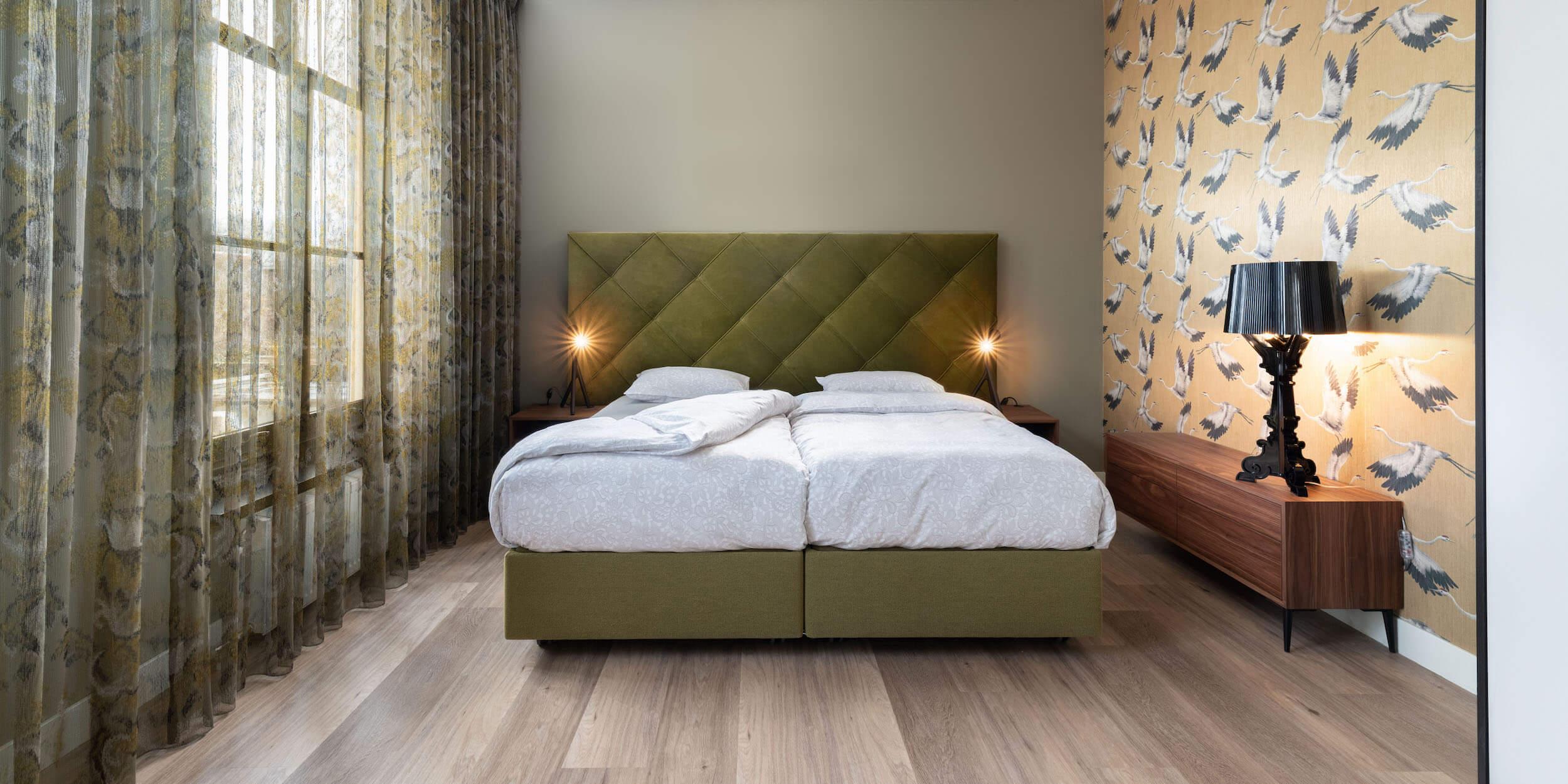 hoog laag bed finotore luxe seniorenbed