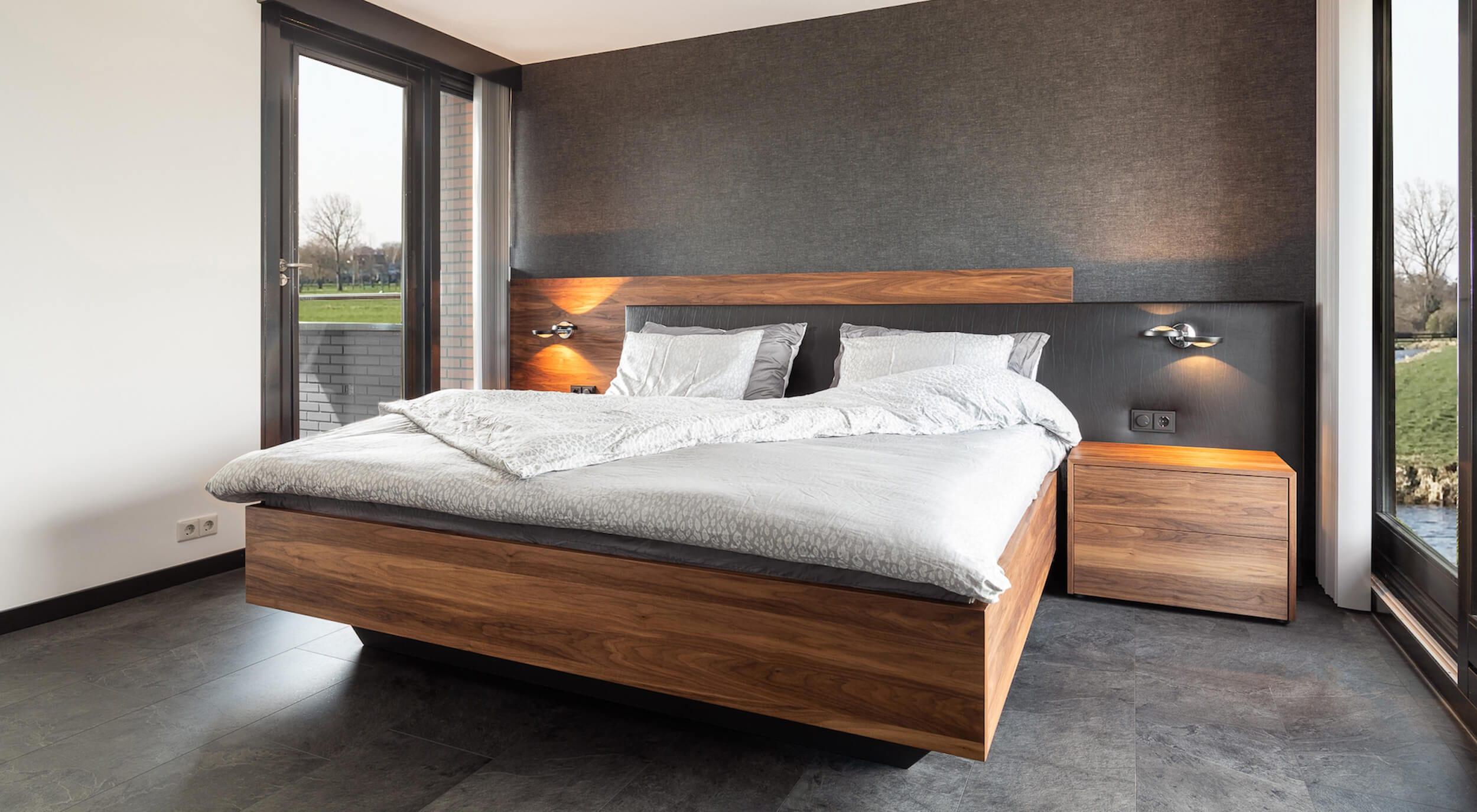 luxe design bedden